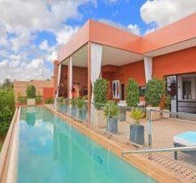 villa location longue durée marrakech